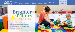 Brighter Futures Indiana Tool for Child Care Provider