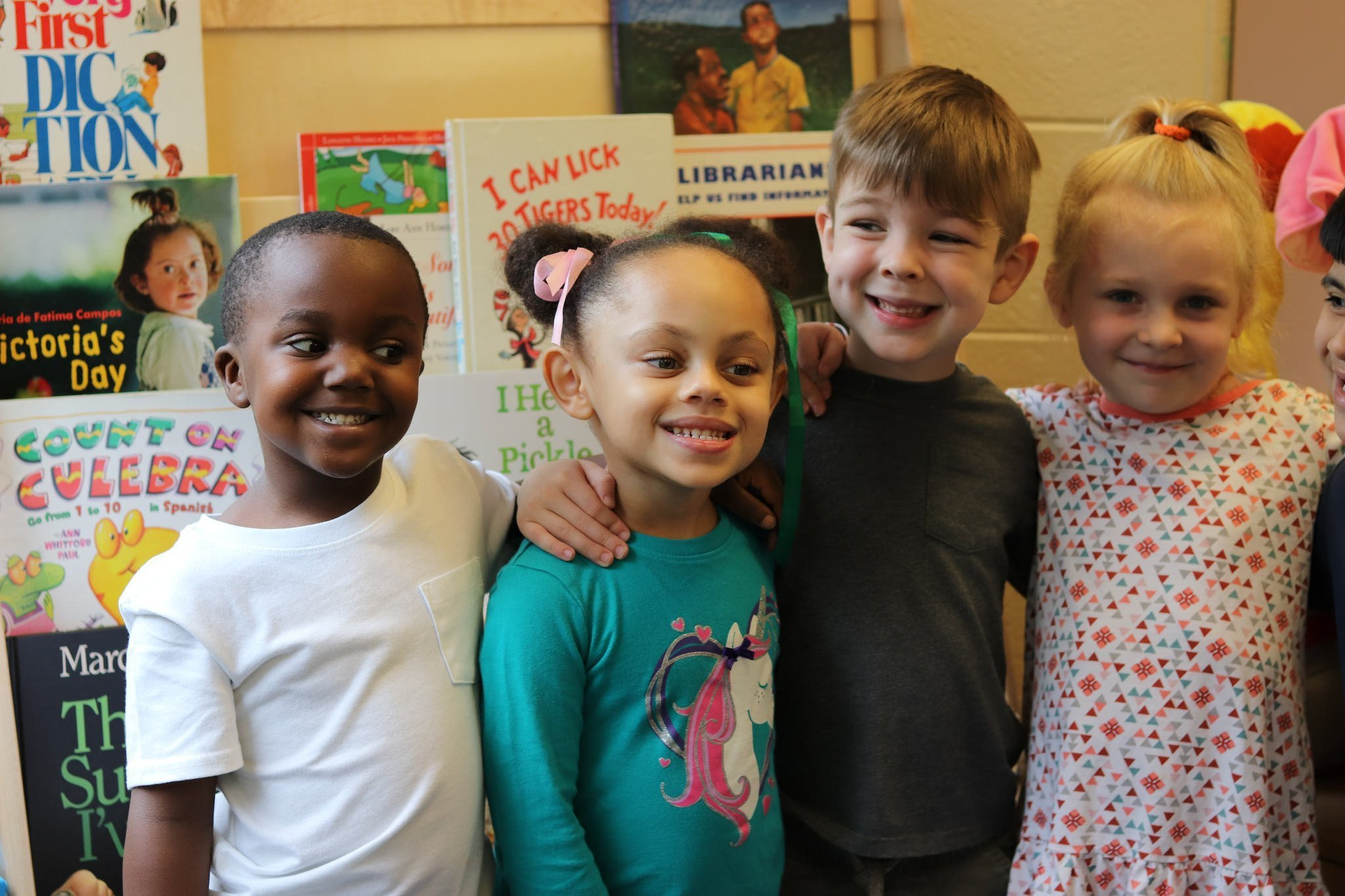 Supporting Early Literacy: Dual Language Learners